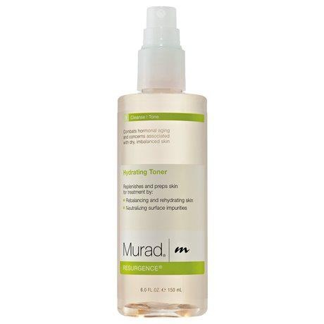 Double Duty Beauty: Our Hydrating Toner is fantastic to rehydrate your skin and neutralize surface impurities while softening and soothing after washing your face. It also works great if you put it in the fridge and use it as a refreshing spritz on a hot day! http://www.murad.com/hydrating-toner?XID=S40012 $24.00
