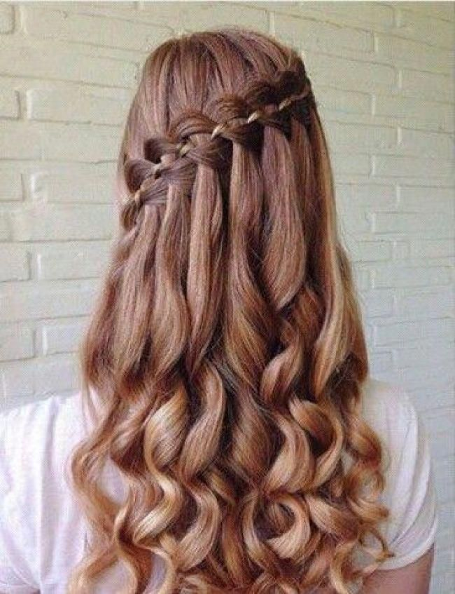 P I N T E R E S T Adoredbynone Long Hair Styles Hair Styles Dutch Braid Styles