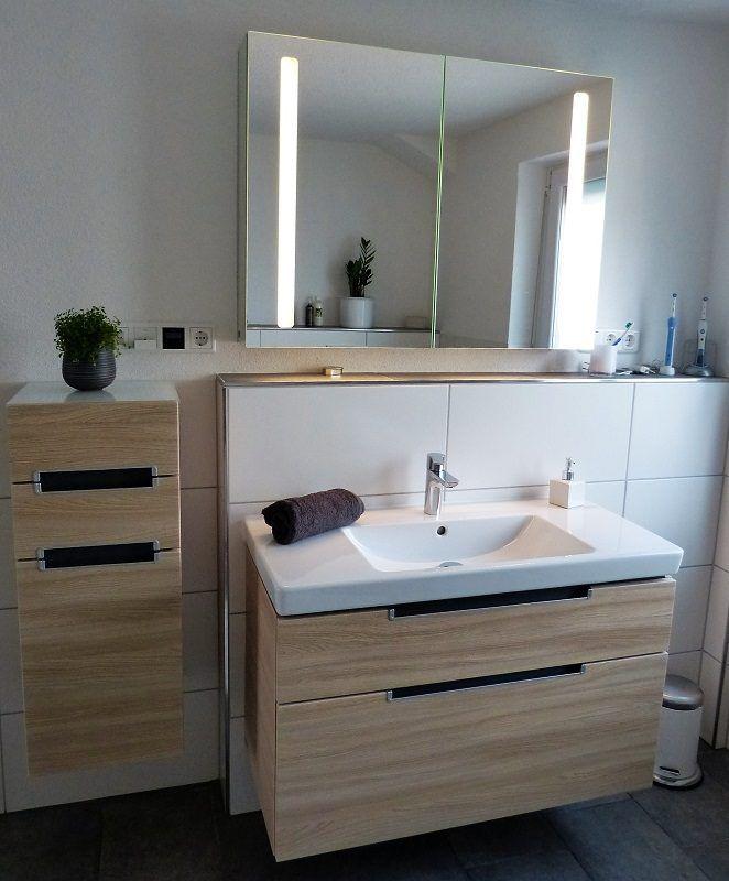 Unsere Wohlfühloase \u2013 das neue Badezimmer