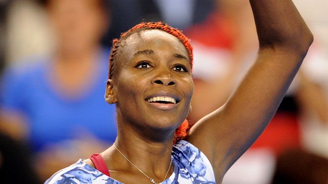 Top-Seed Venus Williams Into Coupe Banque Nationale FINALS! Vee debuts in Quebec City with a FINALs berth after def. #4-Seed Shelby Rogers 6-3, 6-3. 9/13/14 ♥ #TeamVee