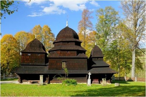 Orthodox church in Równia