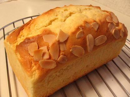 「クリームチーズのパウンドケーキ」レシピ | - Soft Madeleine - ふわふわマドレーヌ