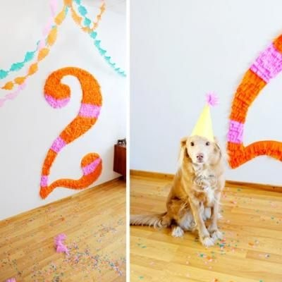 DIY Fringey Monogram {Party Decor}Wall Decor, Crepes Paper, Birthday Parties, Fringey Monograms, Parties Ideas, 2Nd Birthday, Diy, Parties Decor, Birthday Ideas