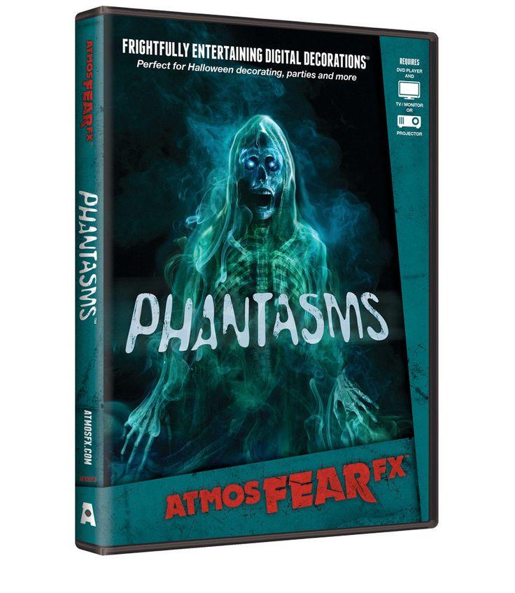 Atmosfearfx Phantasms Halloween DVD