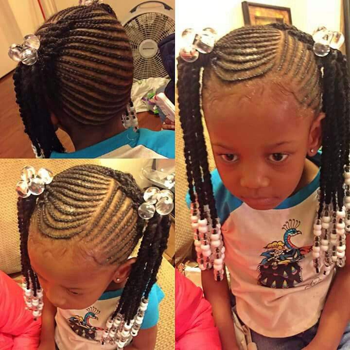 Hairstyles For Babies black toddler hairstyle Baby Girl Hairstyles Baby Girls Hype Hair Kids Natural Styles Hair Styles Autumn Natural Hair Creative