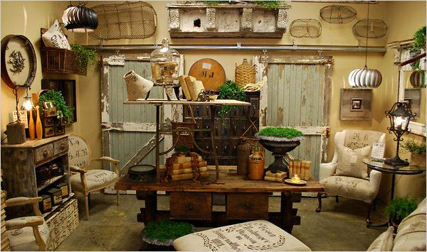 One of Kymberley Fraser's spaces within the store #space #design #forthehome #decor #abeautifulmess: Fine Grains, Booths Inspiration, Booths Decor, Decor Ideas, Grains Sacks, Antiques Booths Display, Booths Ideas, Beautiful Mess, Display Ideas