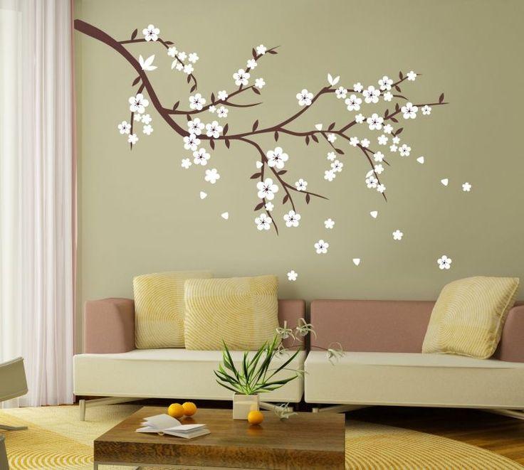 İlkbahar Ağaç Dalı Duvar Sticker  Fiyat: 64 TL