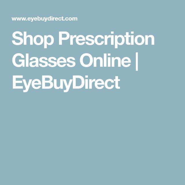 Shop Prescription Glasses Online   EyeBuyDirect