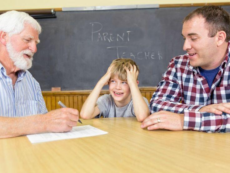 Parent teacher meetings: A guide - Kidspot