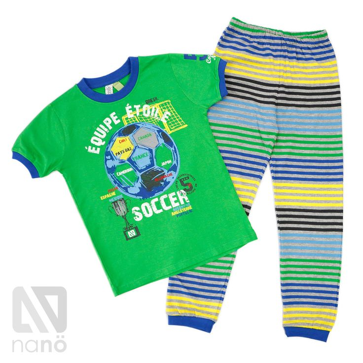 Nanö Collection Pyjama 2-10 ans. Nanö Collection Pyjamas 2-10y.  http://www.nanocollection.com/fr/look-book/ete-2015/pyjamas/garcons-2/