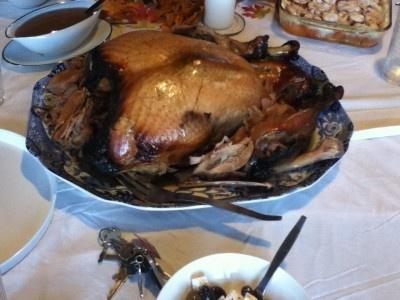 thanksgiving food gaps