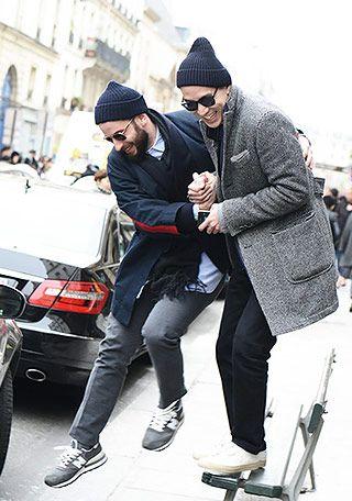 チェスターコートの着こなし・コーディネート   メンズ Italy Web