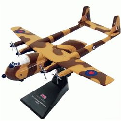 Amercom ACLB33 RAF Armstrong Whitworth AW.660 Argosy Cargo Aircraft - Royal Air Force Air Support Command, 1970 (1:200 Scale)