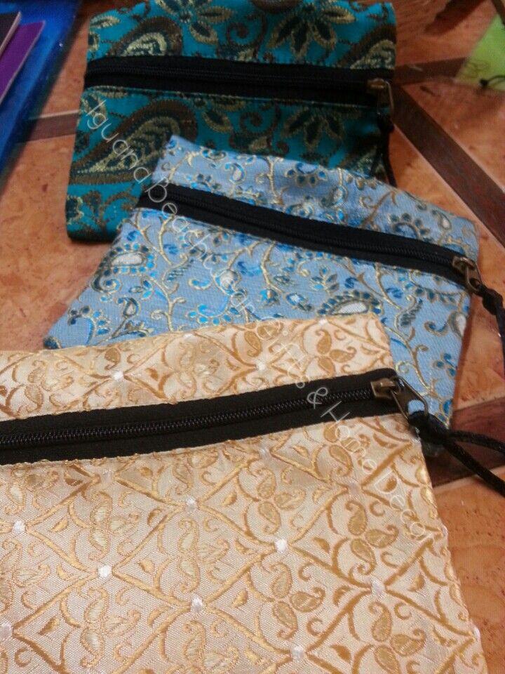 13x11cm Brocade purse $4.50