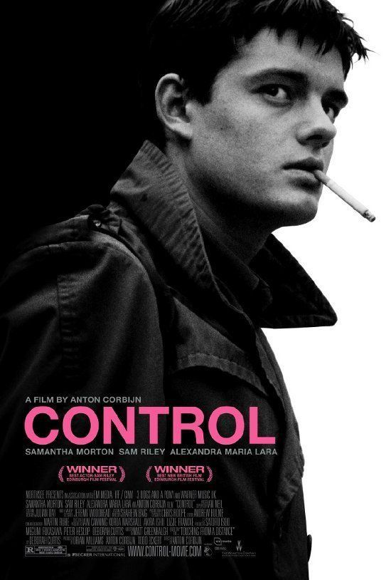 Control - Anton Corbijn (Sam Riley, Samantha Morton, Alexandra María Lara)