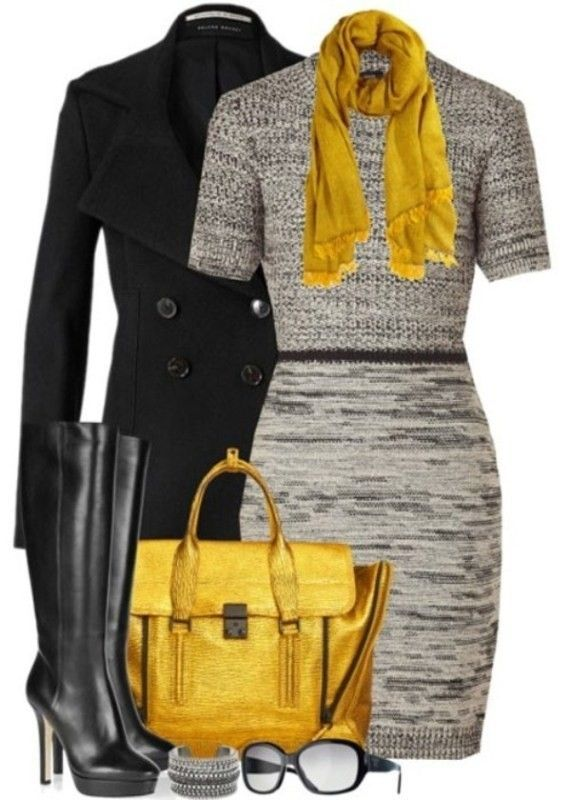 85+ Fashionable Work Outfit Ideas for Fall & Winter 2018