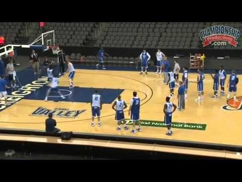 Greg McDermott Basketball: The Set Play Guide