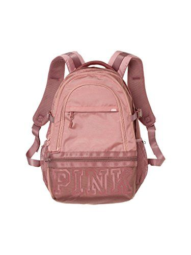 9801196f4819 Victorias Secret Pink Collegiate Backpack NEW Color Perfe ...