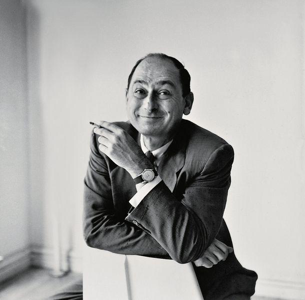 американский дизайнер Джордж Нельсон (1908–1986)