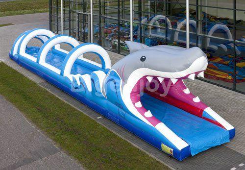 Ventriglisse inflatable shark slip