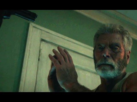 DON'T BREATHE Movie Clip - House Invasion (2016) Jane Levy, Stephen Lang Thriller Movie HD - YouTube