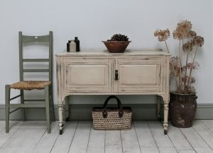 Distressed Victorian Side Cupboard. - For Sale   Distressed But Not Forsaken