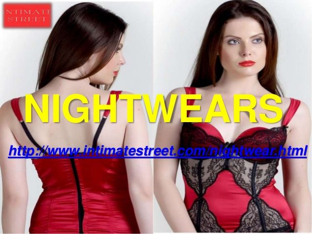 #Nightwear online shopping in India at affordable price from #IntimateStreet.