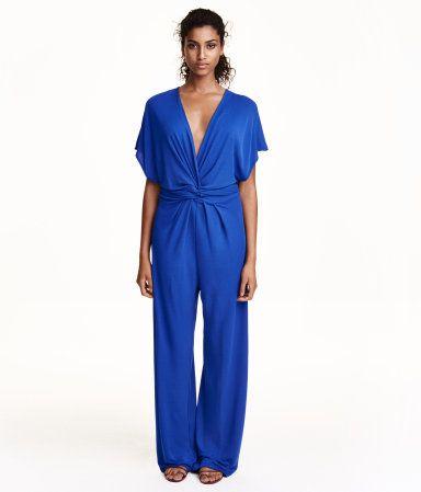 H&M V-neck jumpsuit £39.99