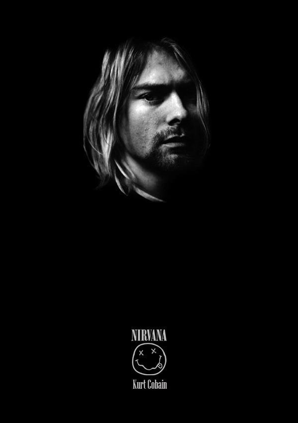 KURT COBAIN -Nirvana