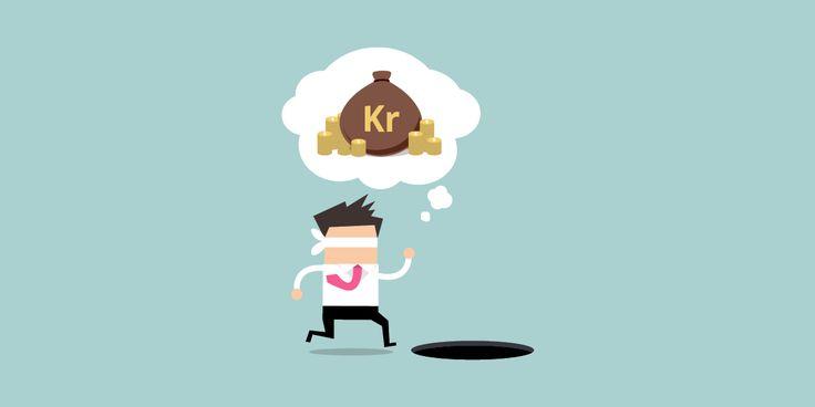 5 ting du bør være obs på med forbrukslån