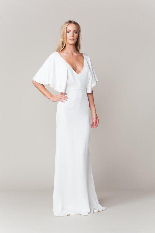 Sarah Seven collection - Kennedy gown #sarahseven #sarahsevenloveclub #bridal