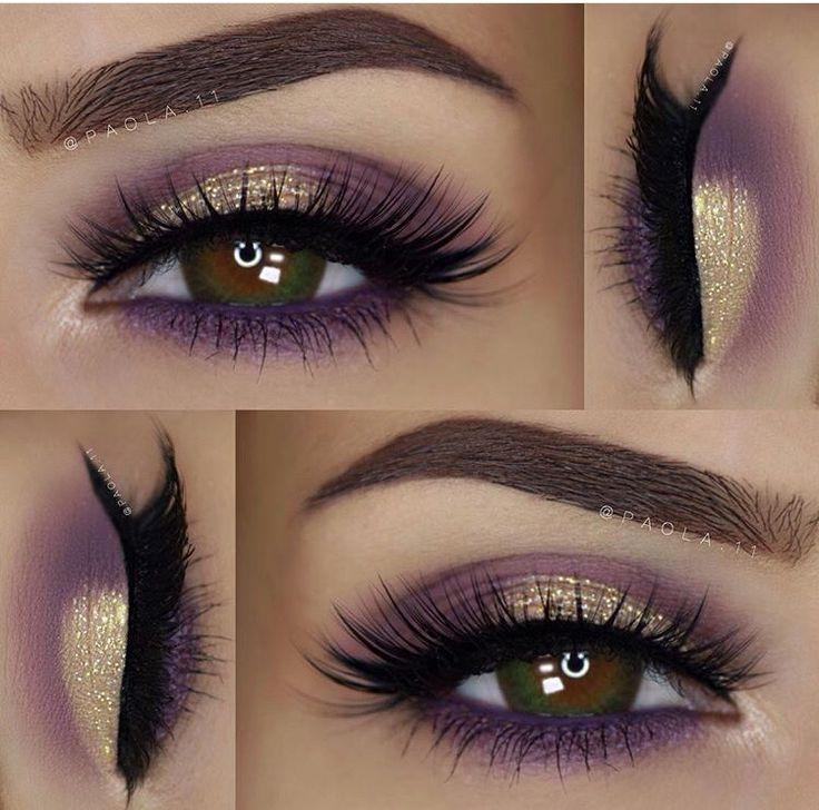 Makeup , eye makeup