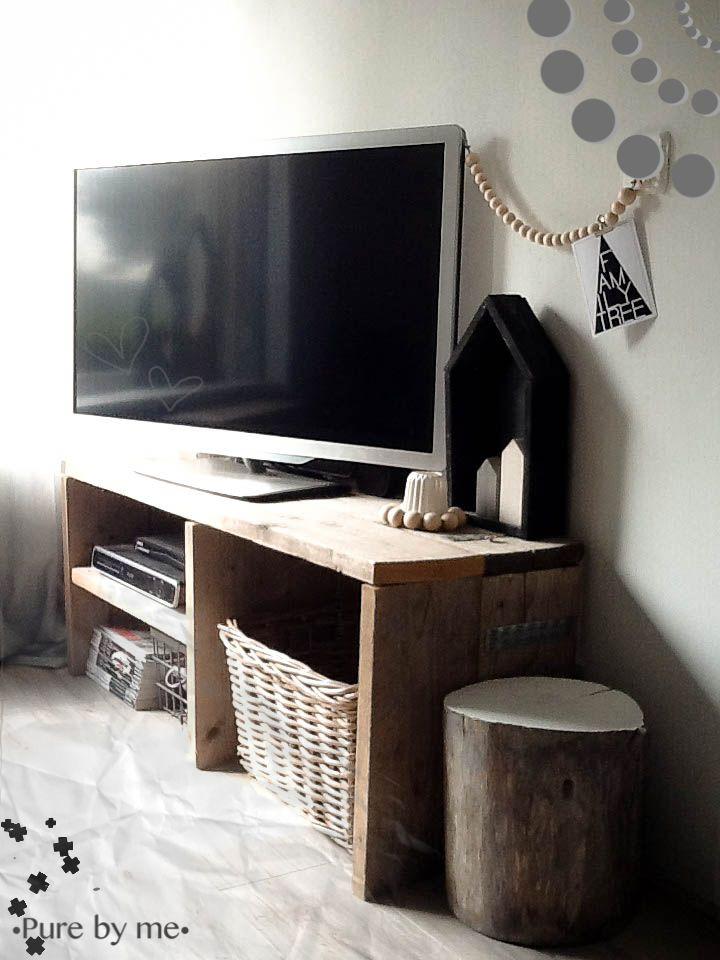 Leuk idee tv kast