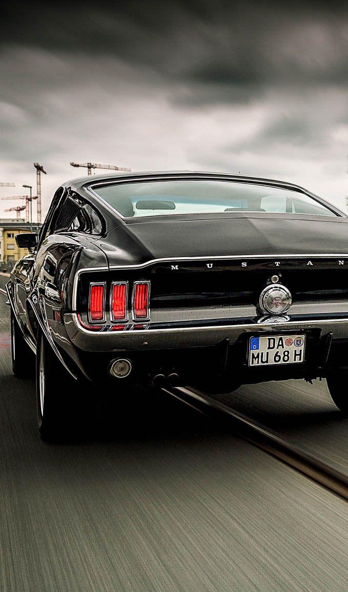 Ford Mustang Gt Fastback Ii Source Carros Potentes Carros De