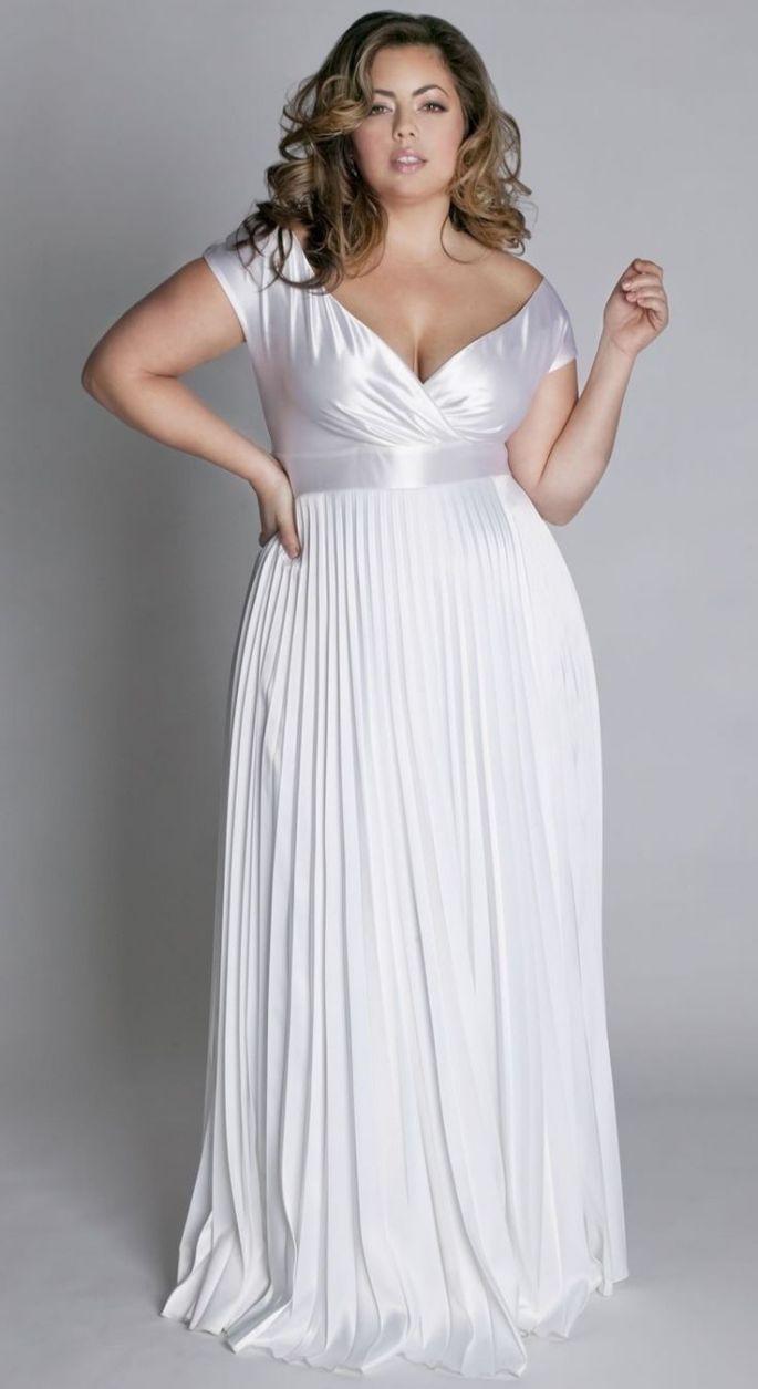 vestidos de novia tallas grandes - Buscar con Google