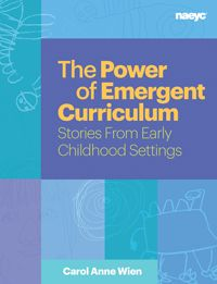This remarkable collection of stories from early childhood settings illustrates what is possible when using an emergent curriculum approach. The stories tackle unusual topics, such as assessing the need for program rules, addressing the impact of a hurricane on classroom design, and observing the empathy of toddlers.