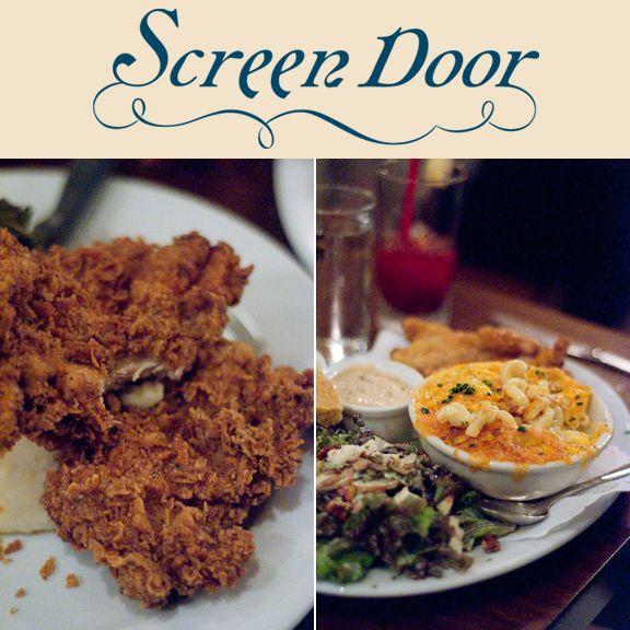 Screen Door Restaurant
