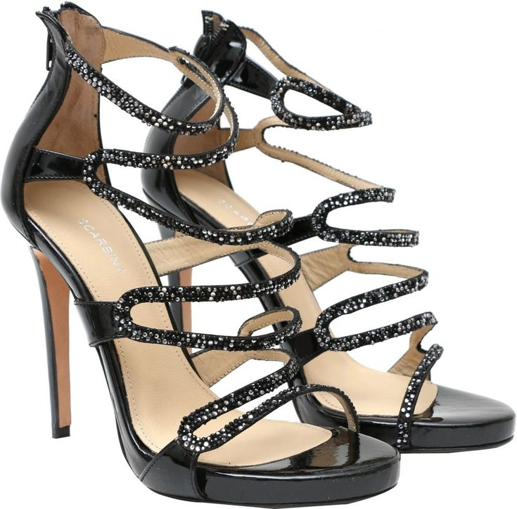 Buy Scarbina Black Heel For Women - Casual & Dress Shoes | KSA | Souq