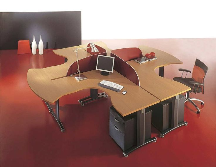 best Office Cubicles and Benching System  on Pinterest