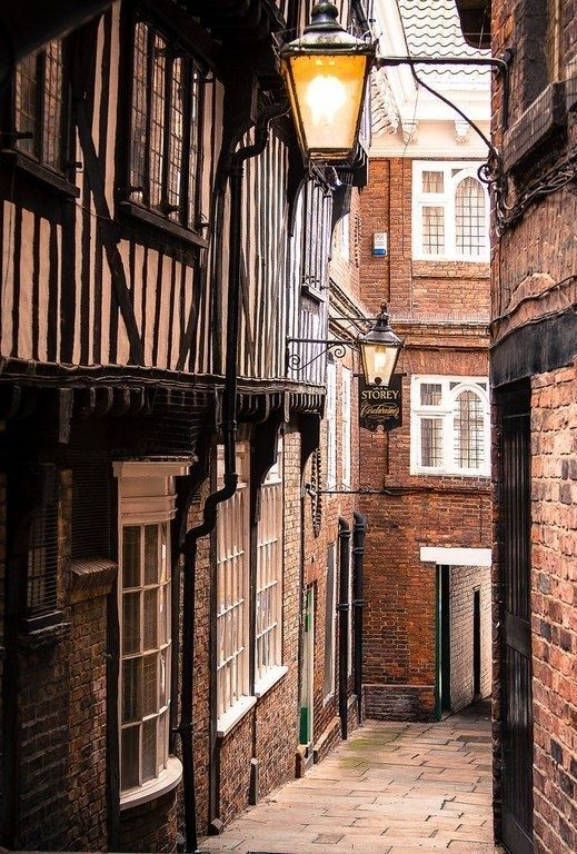 Йорк, Англия - Путешествуем вместе