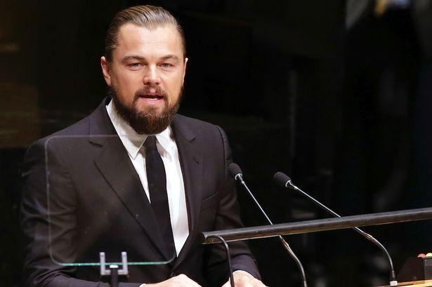 Watch Leonardo DiCaprio's inspirational speech on climate change ...