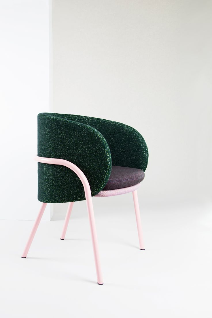 Wompoo chair by Nikolai Kotlarczy at Stockholm Furniture Fair 2018 | Yellowtrace
