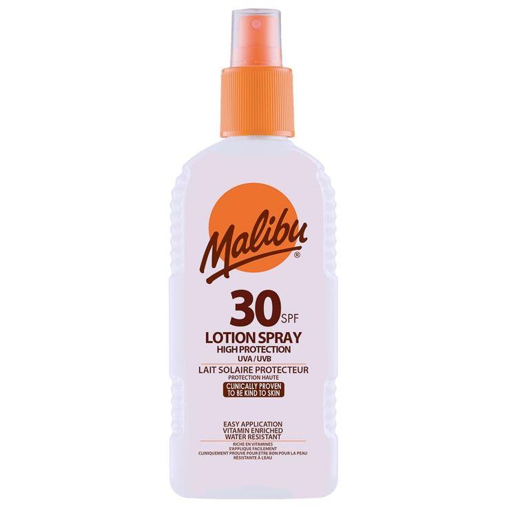 Malibu solkrem spf 30