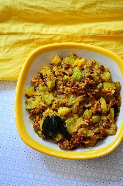 Zucchini Besan Sabji (No onion No garlic)