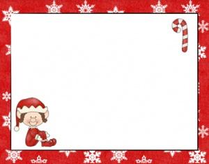 Seasonal and Holiday Writing Paper