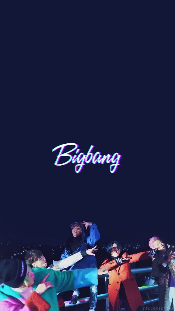 Welcome To YG Family Lockscreen World Credit By Me