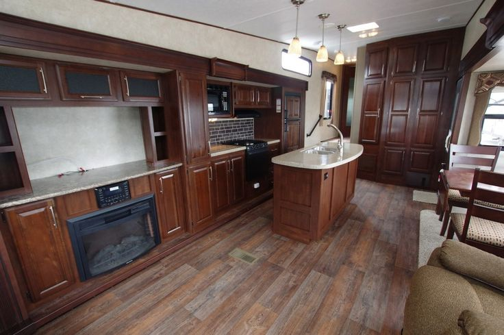 New 2015 Keystone Cougar 333MKS 5th Wheel For Sale 501543 With Kitchen Island…
