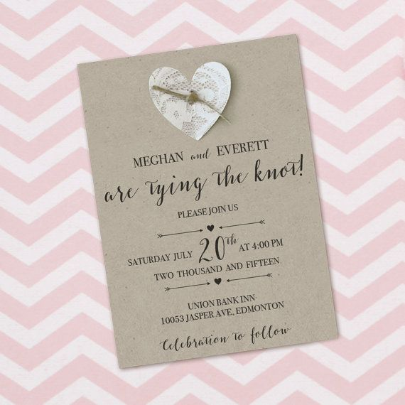 11 best wedding invitations images on Pinterest Invitation cards