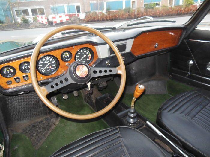 Fiat sport 850 convertible - 1972