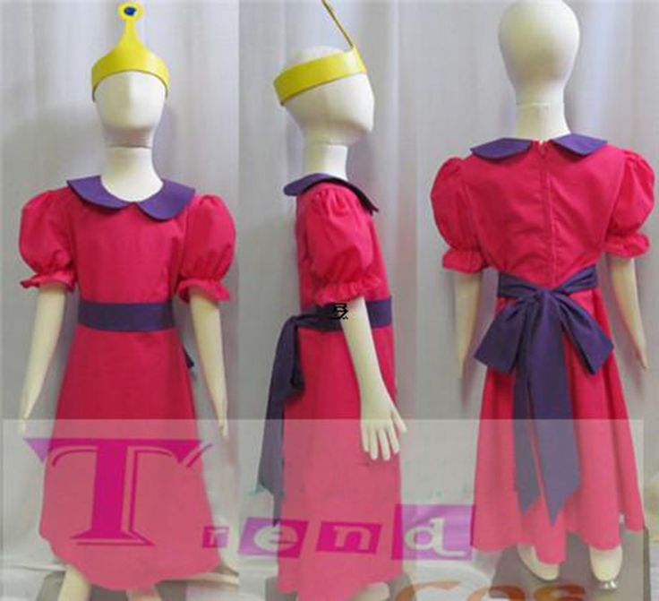 >> Click to Buy << Free shipping Cosplay princess party costume Super Mario Bros peach Bubble gum princess dress #Affiliate